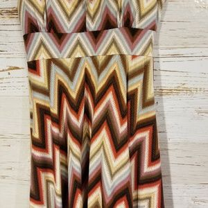 American Rag Dresses - American Rag printed maxi dress